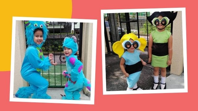 Mom Dresses Daughters With The Coolest Costumes For Halloween (And Beyond!)