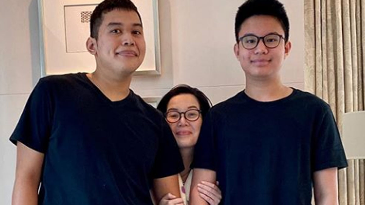 Kris Aquino On Future Daughter-In-Law: 'She's Not Getting Any Of My Bags'