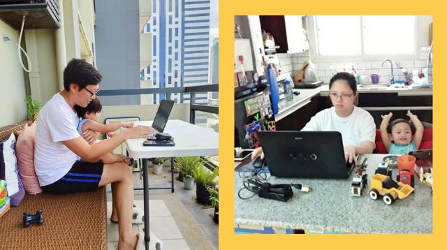Kapag Ang Bahay Mo Ay Office Na Rin, What Working From Home Really Looks Like