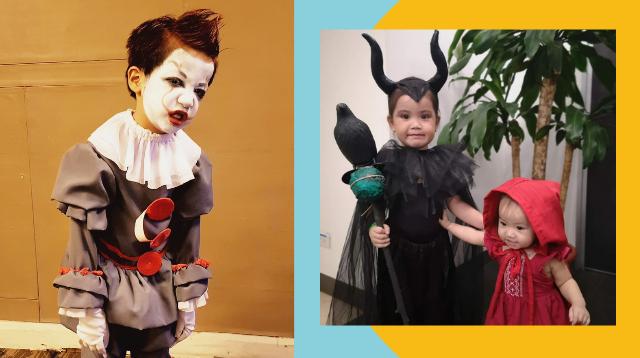 Katakot Throwback! Halloween Costumes Na Nagpabilib Sa Amin