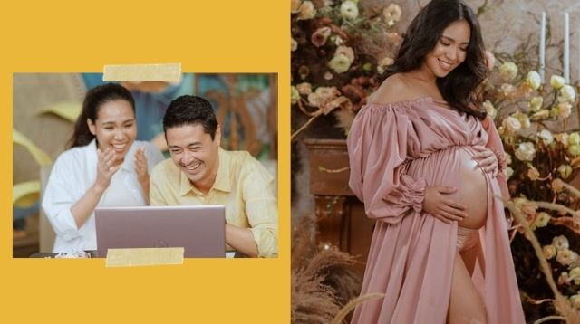 Aicelle Santos's Maternity Photos Clues You In On Her Baby's Gender!