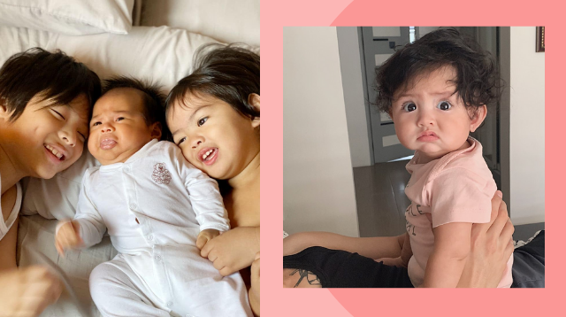 7 Celebrity Babies With The Cutest Expressions That Will Put A Smile On Your Face