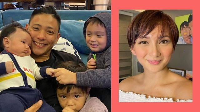 Drew Arellano Hints At Having More Kids, Thanks To Wife Iya Villania's New Hairstyle