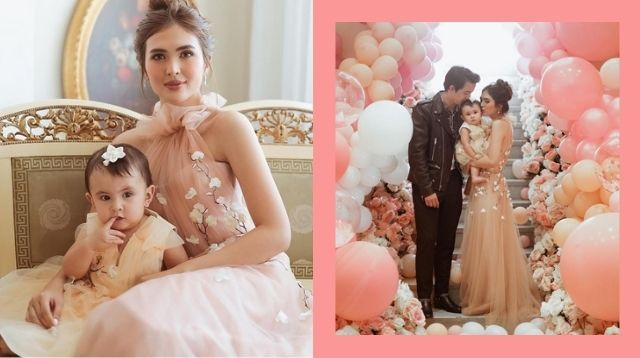 ICYMI: Sofia Andres' Daughter Zoe Turned 1 And They Looked Stunning In Twinning Dresses