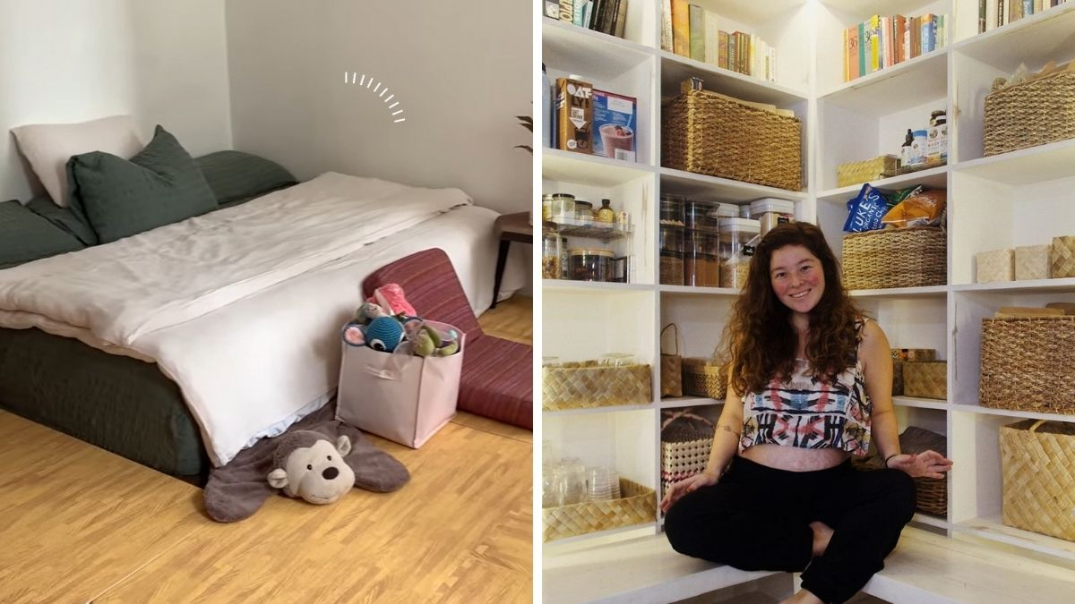 Decluttering Goals! Andi Eigenmann Just Organized Her Entire Home