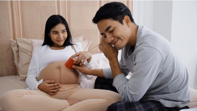 Gustong-Gusto Na Ni Baby Marinig Ang Boses Nyo Sa Week 30 Ng Pagbubuntis!