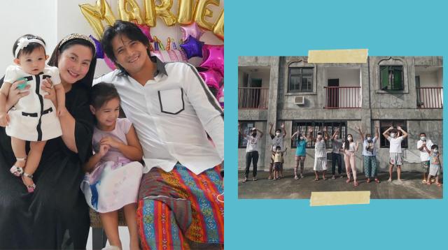 Mariel Rodriguez, Robin Padilla Gift Kasambahays With Their Own Apartments