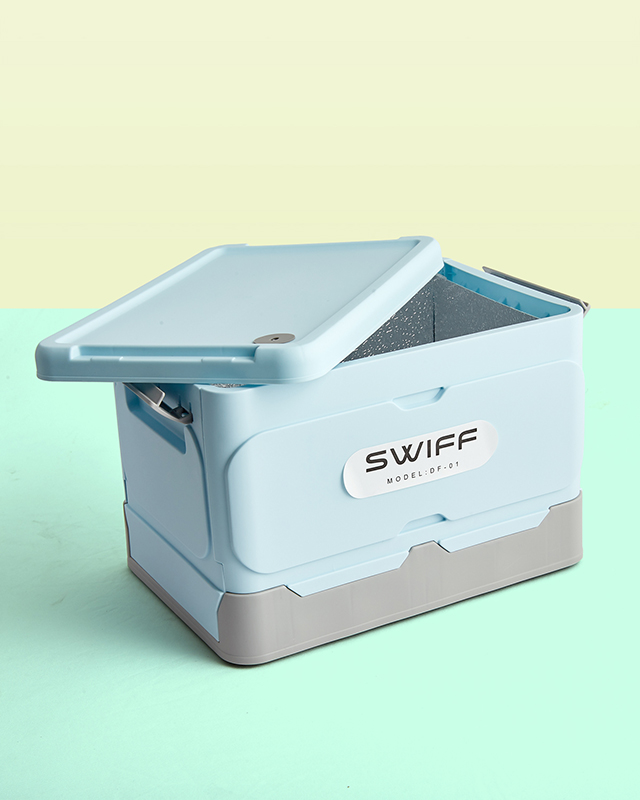 Swiff Collapsible Space Saver UV Disinfection Box