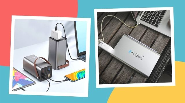These Heavy-Duty Power Banks Are Strong Enough to Charge Your Laptop