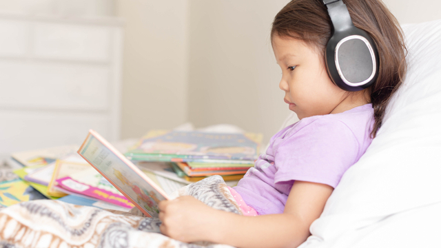Develop Your Child's Vocabulary! Best Reading Materials For Kinder
