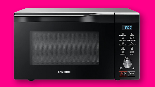 It's On Sale! This Samsung Appliance Can Both Bake And Air Fry