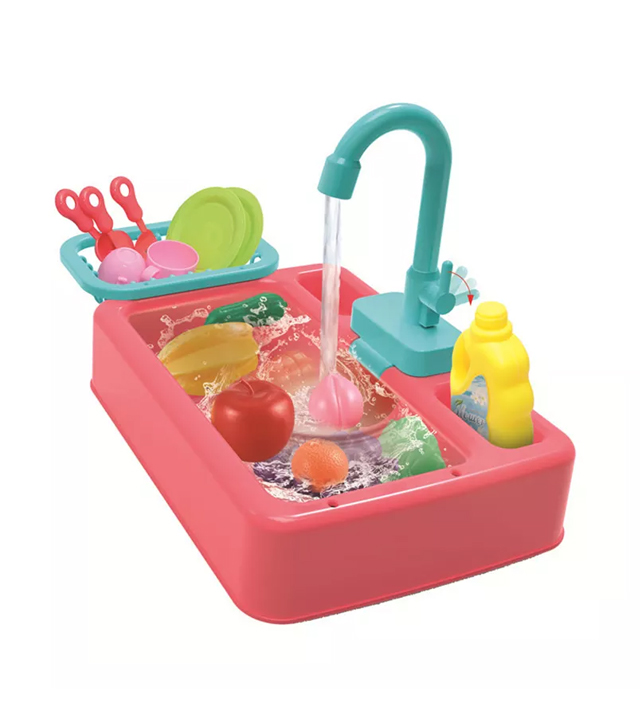 play kitchen sink