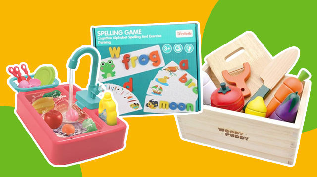 7 Educational Toys For Kids 3-5 Years Old That Boost Developmental Skills