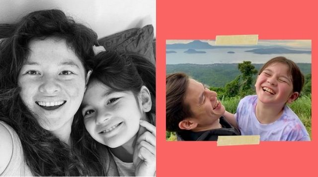Jake Ejercito Throws Daughter Ellie Eigenmann An Underwater-Pizza-Themed Birthday Party