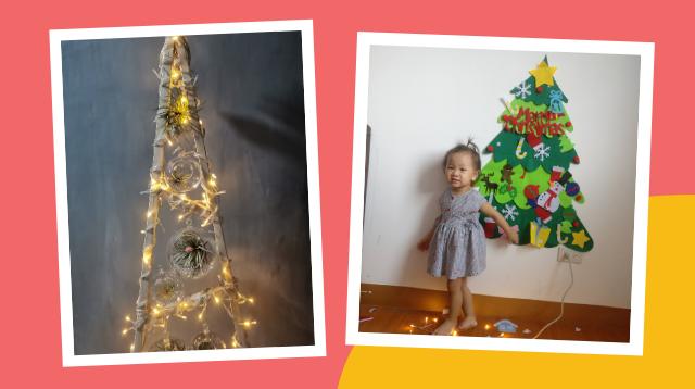 Minimalist, Baligtad, At Walang Balls! Mga Kakaibang Family Christmas Trees
