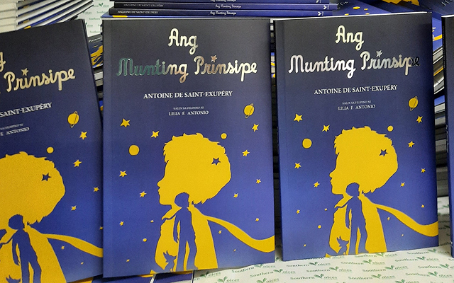 Looking For A Christmas Gift For Your Inaanak? May Filipino Version Na Ang Little Prince!