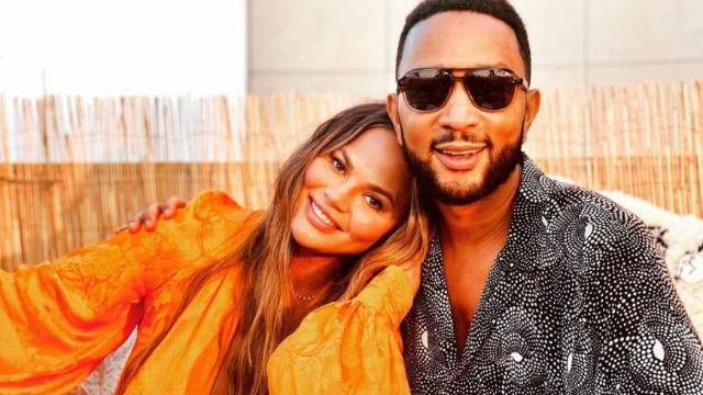 Chrissy Teigen Says 'Normalize Formula,' Adds She Felt Shame For Using It