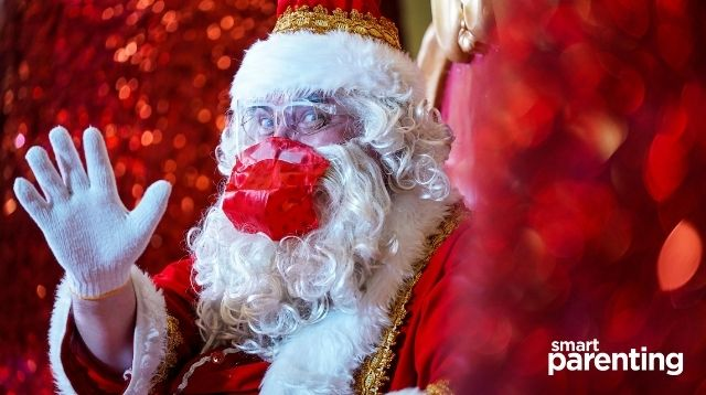 Sorry, NCR Kids, No Photo With Santa At The Mall This Year