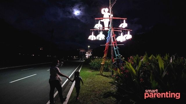 up diliman lantern