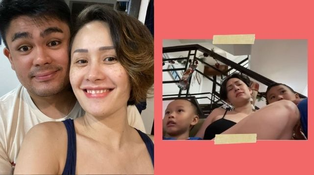 Chariz Solomon Sa #MomLife: 'We Have To Be Always Available For Everybody, Ano Po?'