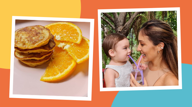 Solenn Heussaff's Weekly Meal Plan For Thylane: Three Weeks Worth Of Baby Food!