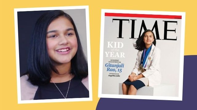 Time's First 'Kid Of The Year' Created An App That Detects Cyberbullying