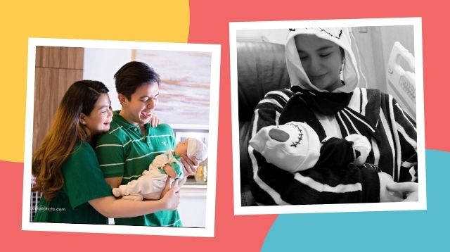 Celeb First-Time Moms Answer: 'What Will You Tell Your Child About 2020?'