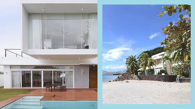 10 Beach Rentals Near Manila For Your Next Weekend Family Getaway