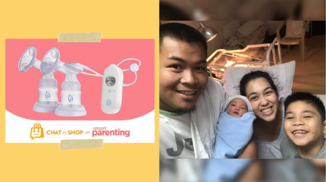 Pinay Nurse Says Malaking Tulong Ang Pocket-Sized Breast Pump Sa Paggawa Ng Milk Stash