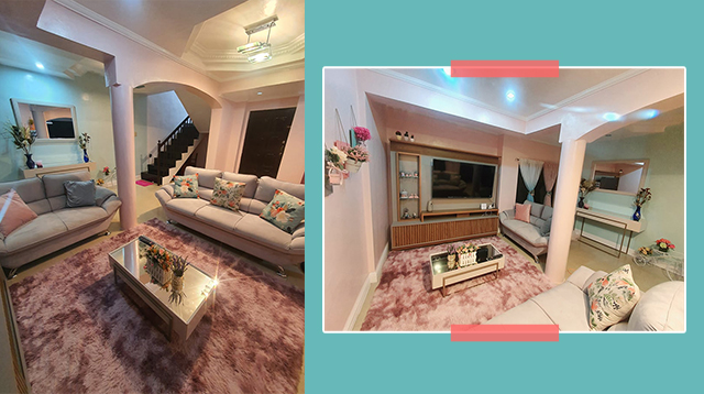 Mom Transforms Living Room Into A Pastel Wonderland: 'Dream House Ko Ito'
