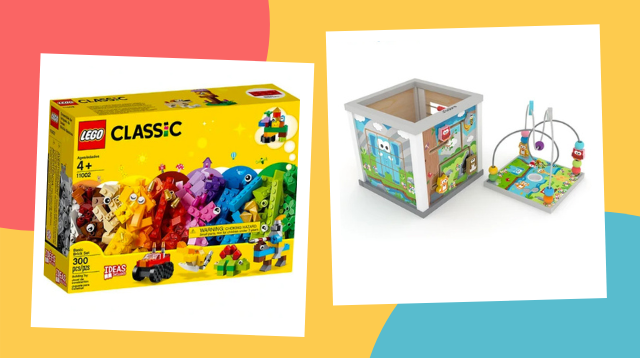 Win Best Ninong/Ninang Award With These Educational Toys For 3 to 8 Years Old!