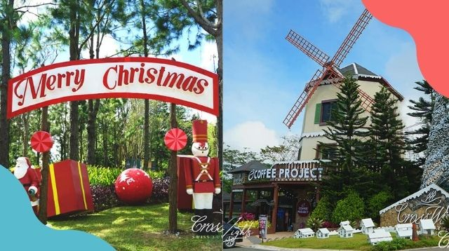Christmas Village In Tagaytay, Dubbed Switzerland of the Philippines, Is Now Open