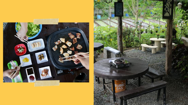 We Found A Samgyupsal Restaurant Inside A Cavite Farm The Whole Family Will Love
