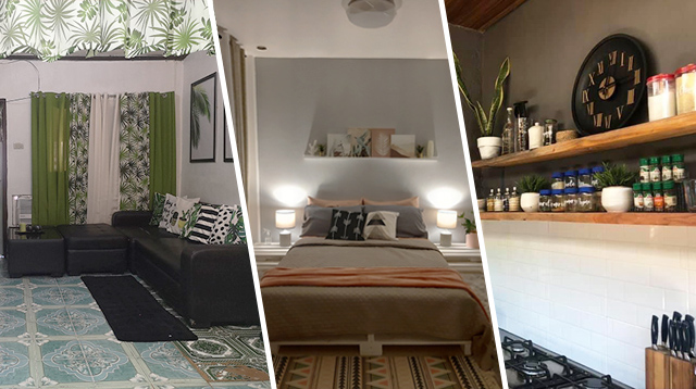 See 2020's Best #BudgetPeroFancy Home Makeovers By Moms And Dads!
