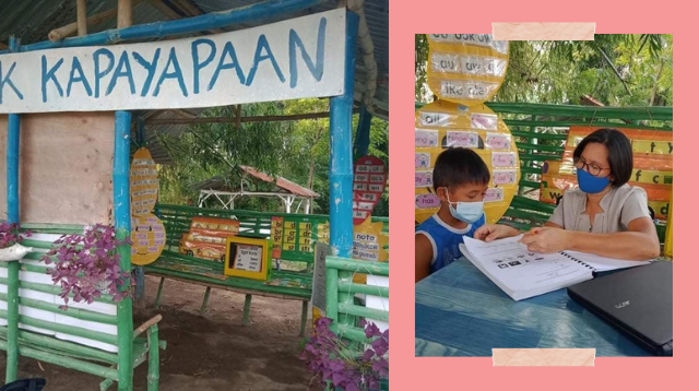 This Teacher Built Reading Huts In Communities To Help Students Learn To Read
