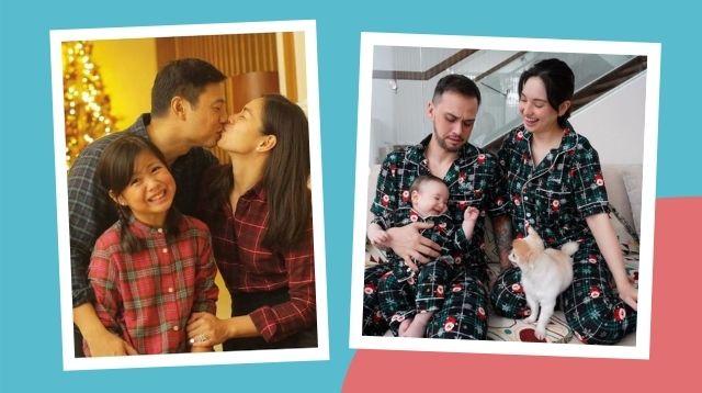 Most Adorable In Pajamas, Plaid, At Sweaters Ang Mga Pamilyang Ito!