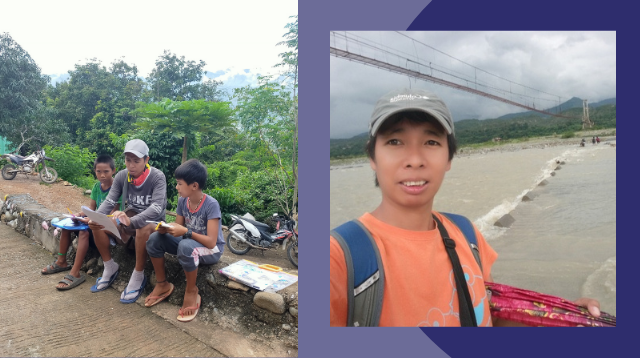 This Teacher Crosses Three Rivers And A Mountain To Reach His Students