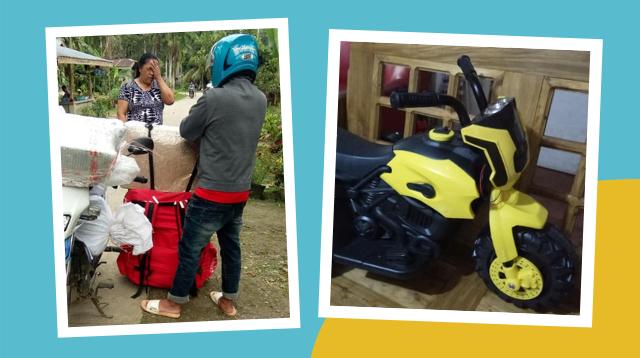 P4,000 Ang Nagastos Ng Toddler Na Ito Nang 'Di Sinasadyang Umorder Siya Ng Mga Laruan Online