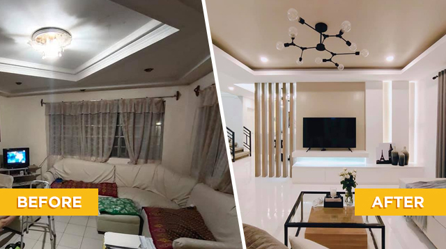 From 'Magulo' To 'Wow'! Pinay Mom Gets Family Home Renovation As A Gift From Her Son