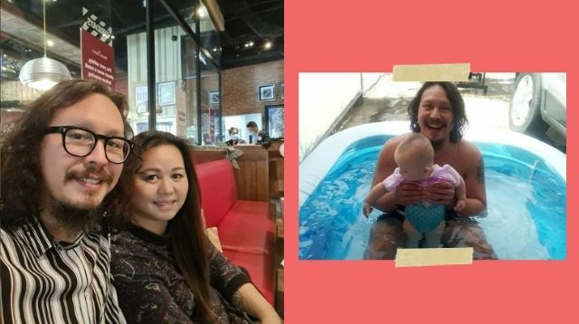Baron Geisler Puts Troubled Past Behind Him, Now A Happy Husband And Dad In Cebu