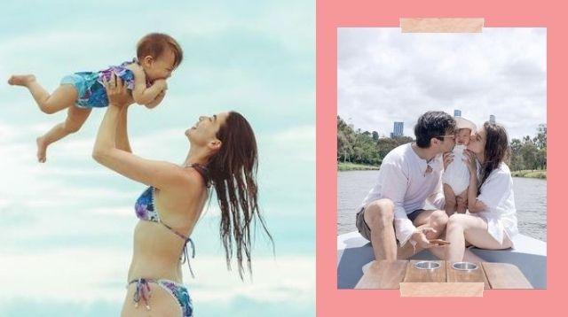 Anne Curtis Wows In Bikini! 10 Months Ang Nakalipas Nang Manganak