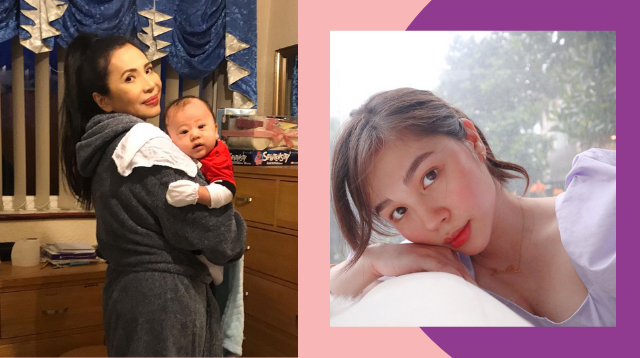 Jenine Desiderio Na-Surprise Kay Baby Jude: 'One Pleasant Surprise We Don't Mind Having'