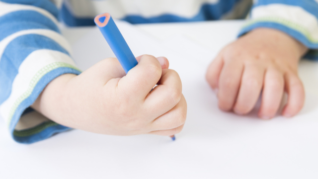 Did Your Child Skip Crawling As A Baby? How It Leads To Poor Pencil Grip Development