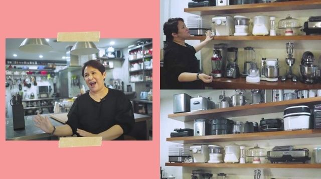Janice De Belen On Her Amazing Kitchen: 'Huwag Niyo Po Isipin Na Top Of The Line Iyan'