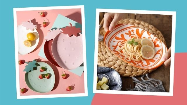 10 Plates Under P150 To Make You (And Your Table) Happy!