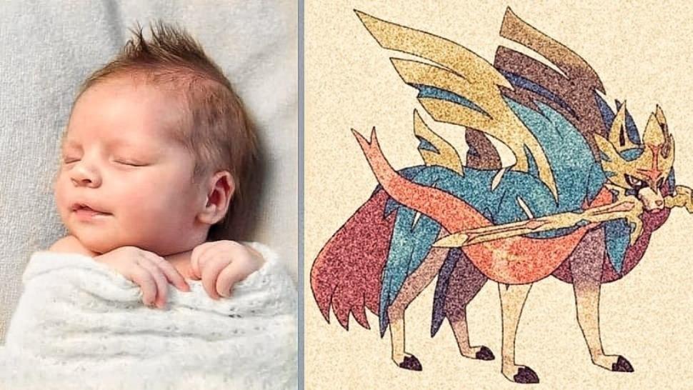 Baby Name Blooper! Naipangalan Ng Isang Nanay Ang Anak Niya Sa Isang Rare Pokemon