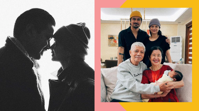 Meryll Soriano Shows Sweet Photos With Joem Bascon, Get-together With His Parents