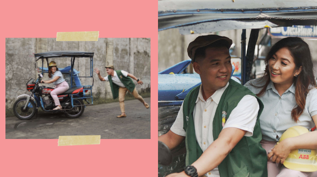 An Engineer And Tricycle Driver Marry Against All Odds: 'Hindi Niya Ako Insurance Plan'