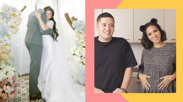 Newlywed Roxanne Barcelo Is Pregnant! 'It Didn't Take That Long'