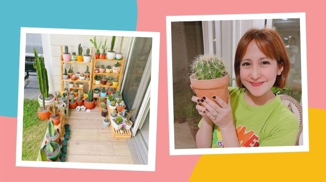 Jolina Magdangal Is A Halamom And Has The Cutest Plant Corner
